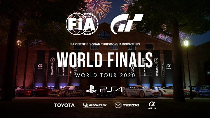 Vive la Final Mundial de los FIA Gran Turismo Championships 2020 el próximo 20 de diciembre