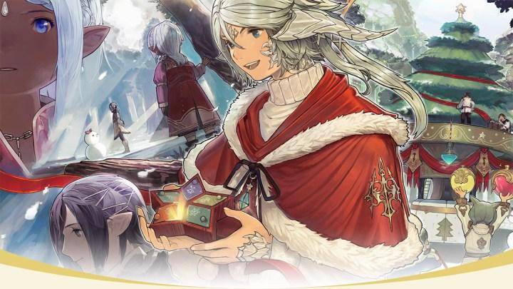 La Starlight Celebration de Final Fantasy XIV trae el ambiente navideño a Eorzea