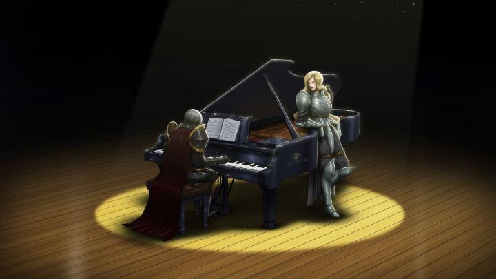 Descubre The Infinite Sea, uno de los temas a piano de Aeterna Noctis