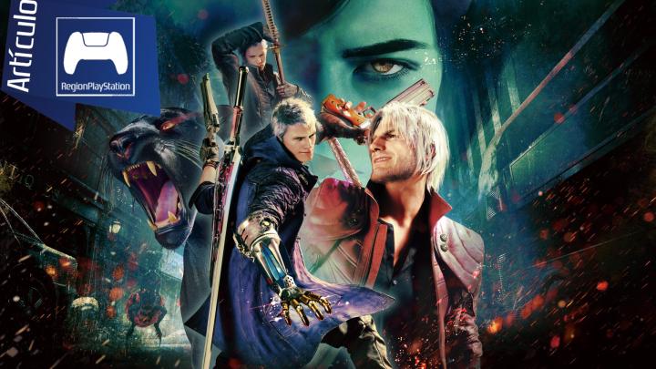 Artículo | Las mejoras de Devil May Cry V: Special Edition