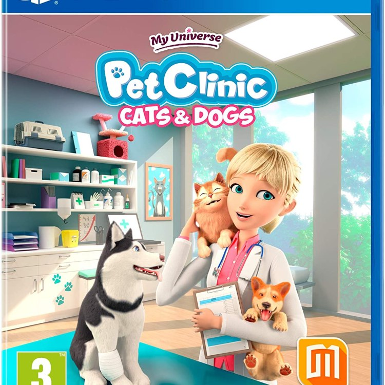 My Universe – Pet Clinic Cats & Dogs