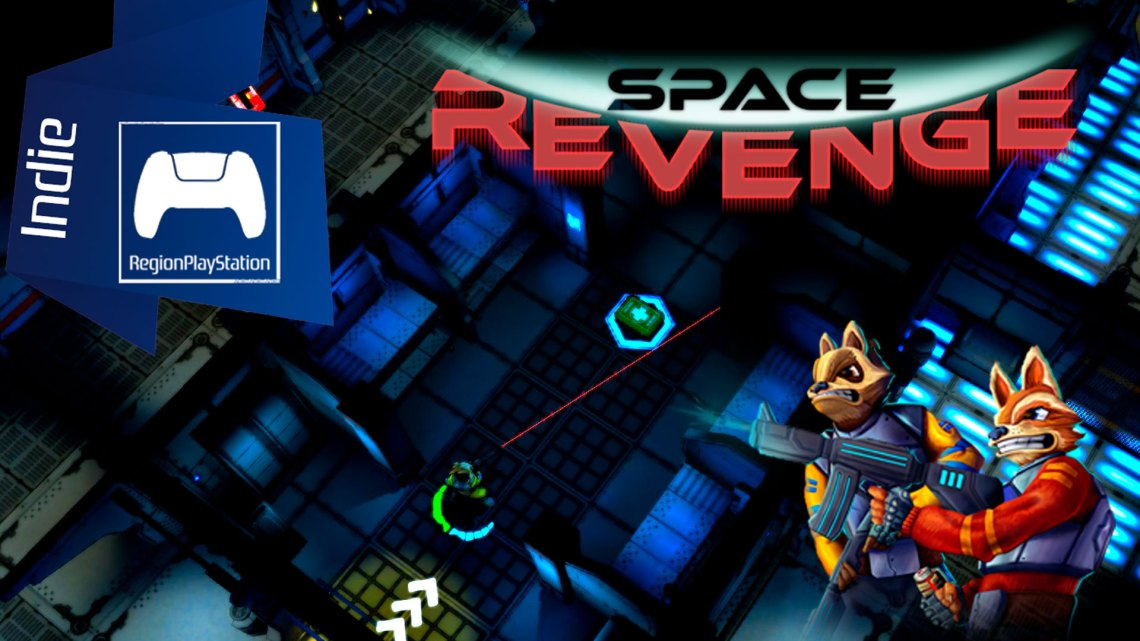 Presentación   Space Revenge (EskemaGames)