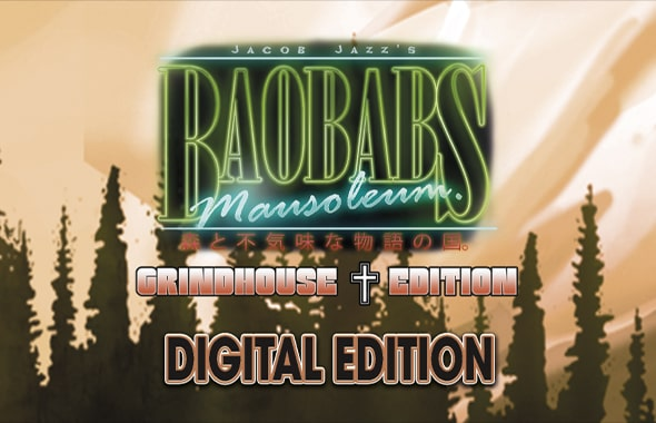 Ya disponible Baobabs Mausoleum: County of Woods and Creepy