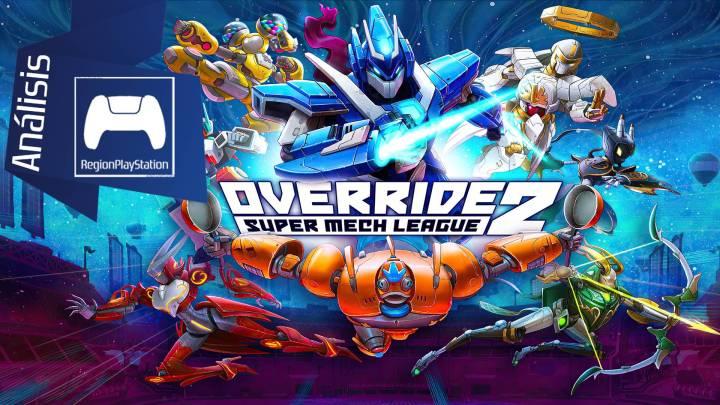 Análisis | Override 2: Super Mech League