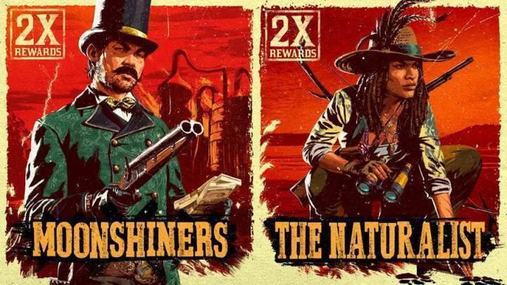 Red Dead Online presenta sus novedades semanales