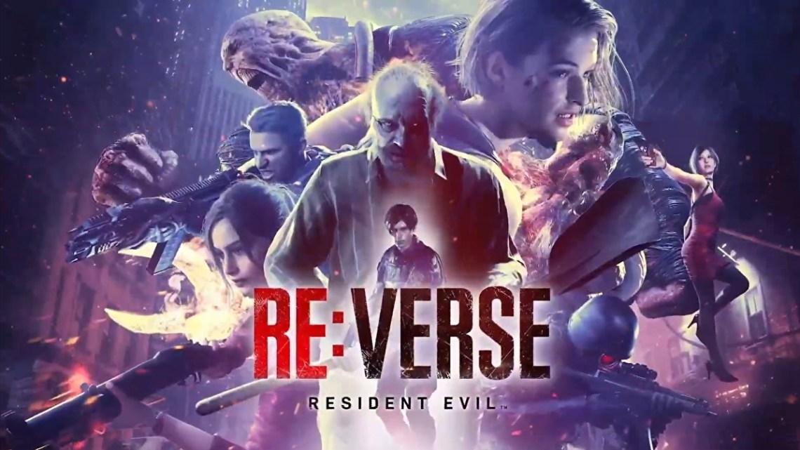 Prueba ya la beta abierta de Resident Evil Re:Verse en PS4 y PS5