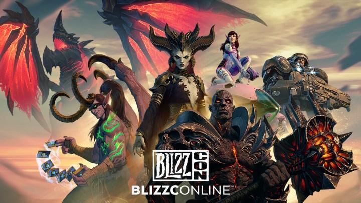 Confirmada la programación de la BlizzConline del 19 al 21 de febrero