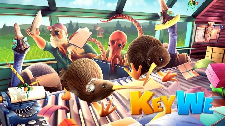 KeyWe, título cooperativo de puzles postales, llega finalmente el 28 de septiembre
