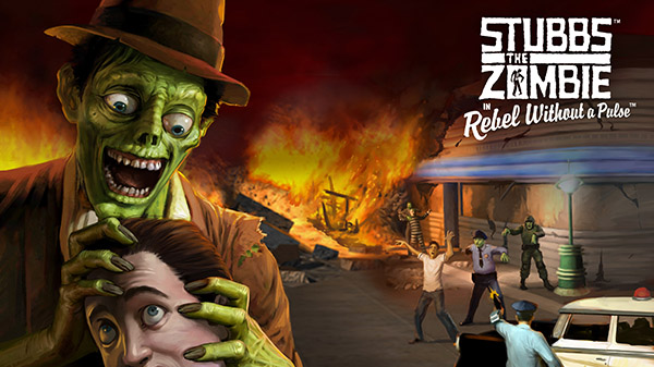 Stubbs The Zombie in Rebel Without a Pulse ya está disponible en PS4, Xbox One, Switch y PC | Tráiler de lanzamiento