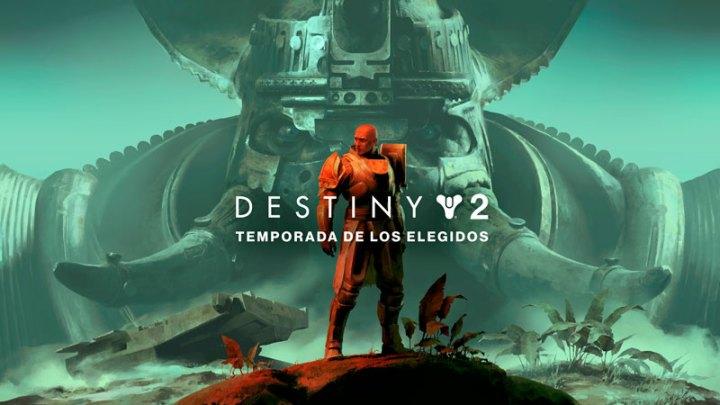 La Temporada de los Elegidos llega a Destiny 2 del 9 de febrero al 11 de mayo