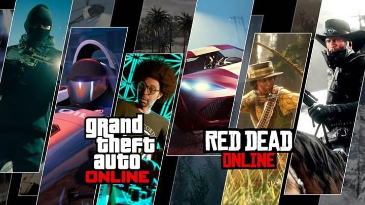 Bonificaciones de agradecimiento en GTA Online y Red Dead Online