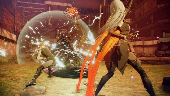 Bandai Namco comparte nuevos materiales gráficos sobre Scarlet Nexus