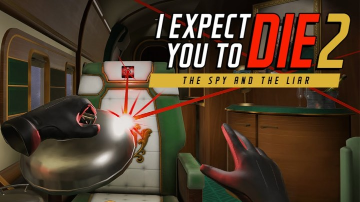 Expect You To Die 2: The Spy and The Liar llegará a PlayStation VR a finales de año.