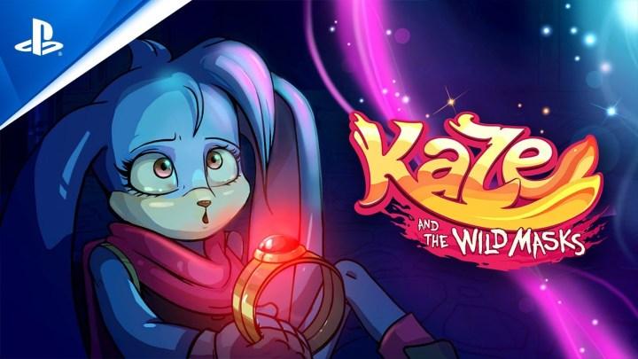 Kaze and the Wild Masks presenta la historia en un nuevo tráiler