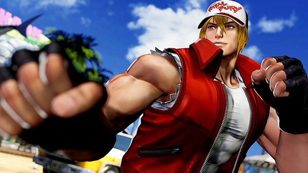 Terry Bogard protagoniza el nuevo tráiler de The King of Fighters XV