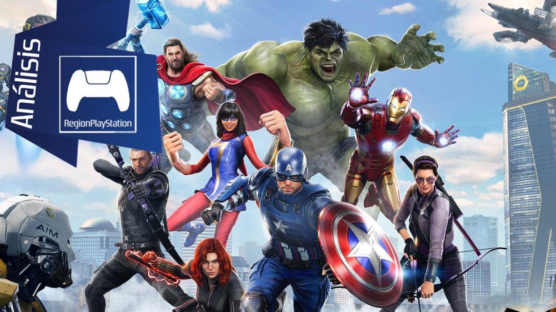 Análisis | Marvel's Avengers – PS5