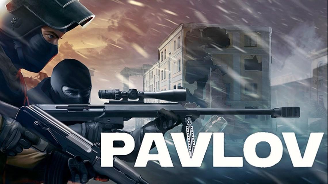 Pavlov VR será uno de los primeros videojuegos para el PlayStation VR de PS5