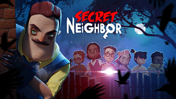 Secret Neighbor confirma su lanzamiento en PS4 y Switch