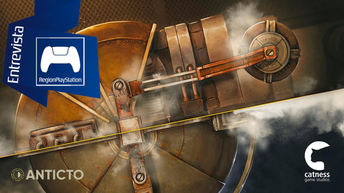 Entrevista | Anticto y Catness Game Studios (Steamroll: Rustless Edition)