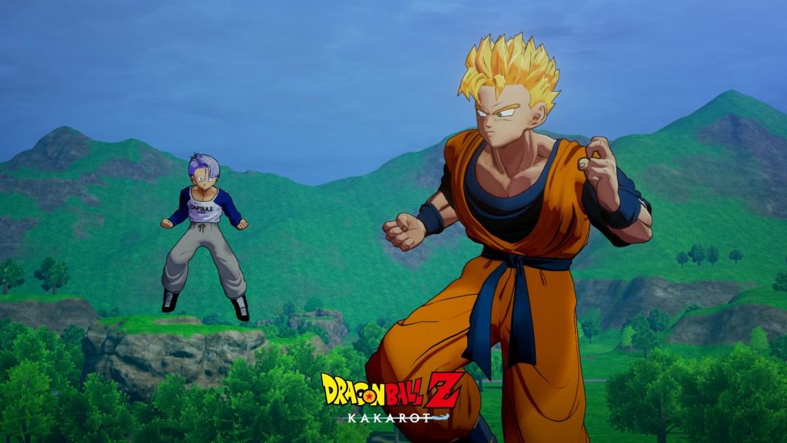 Nuevas imágenes e información de 'Trunks: El Guerrero de la Esperanza', tercer y último DLC de Dragon Ball Z: Kakarot