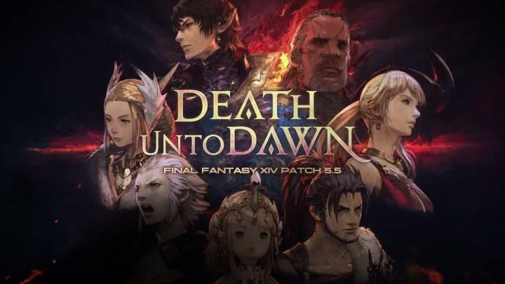 Final Fantasy XIV muestra un trailer de Death Unto Dawn