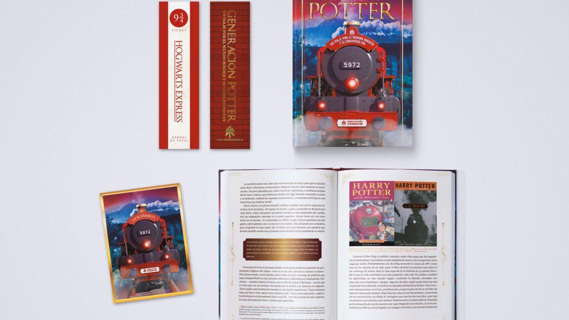 Generación Potter: Un viaje por el mundo mágico y su comunidad fan ya a la venta