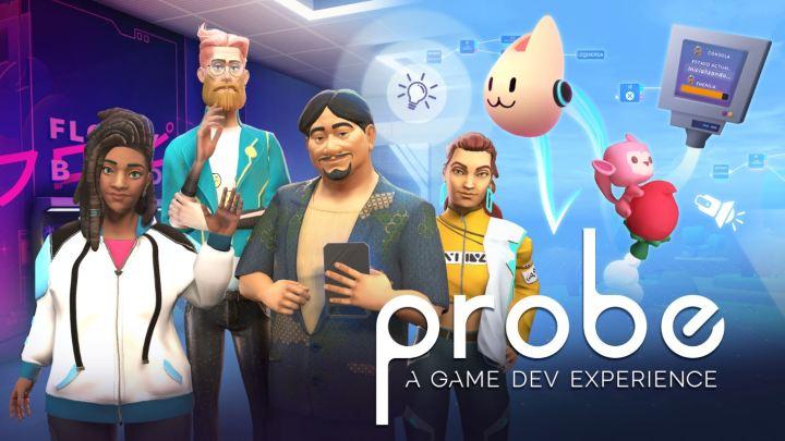 Anunciado Probe: A Game Dev Experience para PS4, PS5 y PSVR