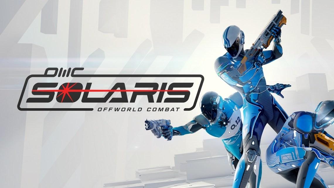 Solaris Offworld Combat llegará en formato físico a PlayStation VR este mes de junio