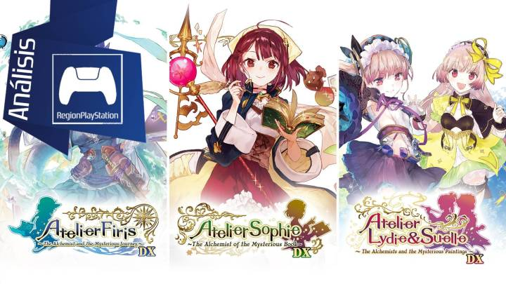 Análisis | Atelier Mysterious Trilogy Deluxe Pack