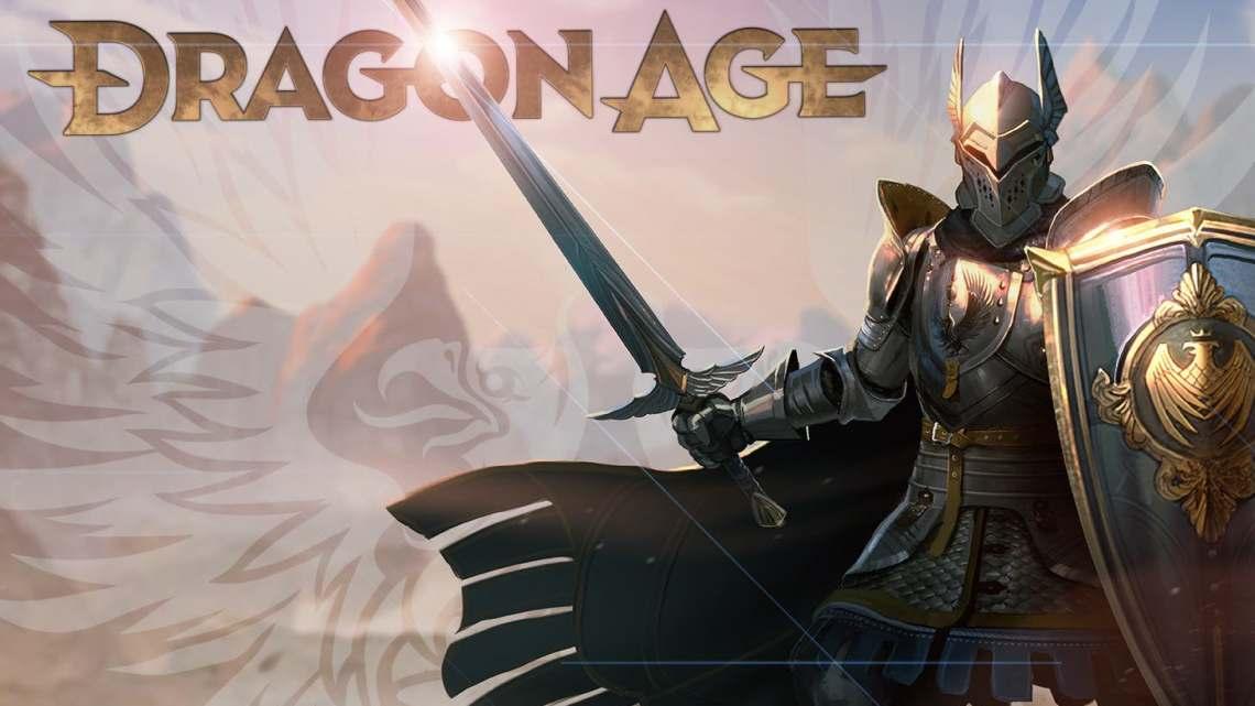 Dragon Age 4 nos presenta un guarda gris en su nuevo arte conceptual