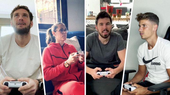 Amaya Valdemoro, Willyrex o Marcos Llorente protagonizan el inspirador nuevo vídeo de PlayStation