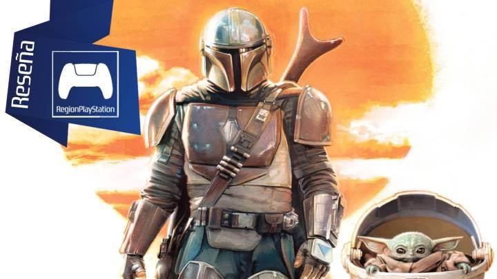 Reseña | Star Wars: El Ascenso de Kylo Ren/The Mandalorian: El Arte en Imagenes