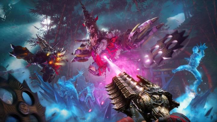 Shadow Warriors 3 deslumbra en un fantástico nuevo gameplay