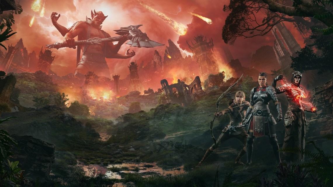 Nuevo tráiler oficial de Blackwood, próxima expansión de The Elder Scrolls Online