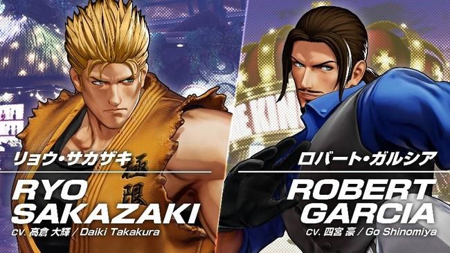 Ryo Sakazaki y Robert Garcia protagonizan el nuevo tráiler de The King of Fighters XV