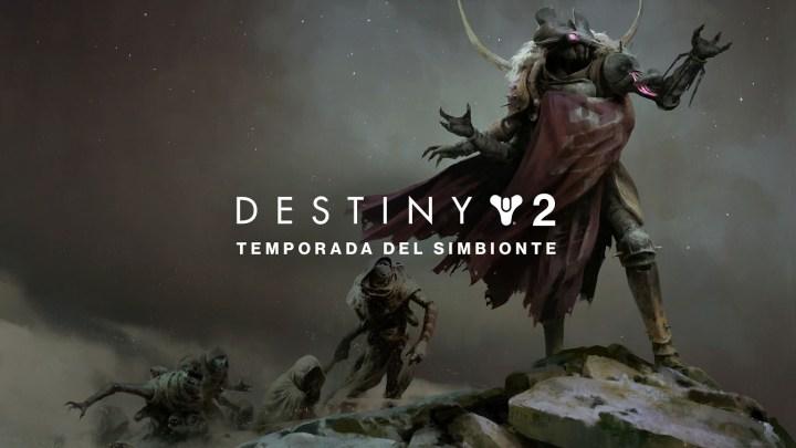 La Temporada del Simbionte ya está disponible en Destiny 2