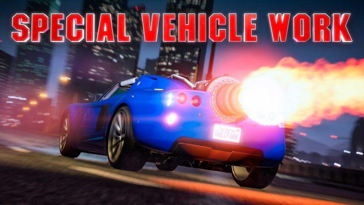GTA Online presenta sus contenidos semanales