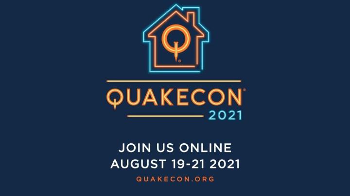 QuakeCon 2021 se celebrará del 19 al 21 de agosto como evento digital