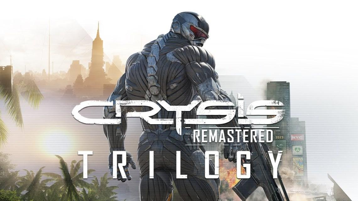 KochMedia anuncia la edición física Crysis Remastered Trilogy para este otoño