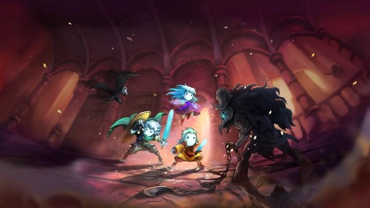 Análisis | Greak: Memories of Azur – PS5