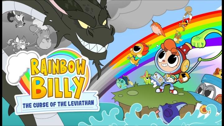 Rainbow Billy: The Curse of the Leviathan, plataformas y aventuras 2.5D, debuta este otoño en consolas y PC