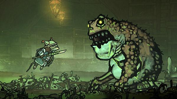 La épica aventura RPG Tails of iron ya está disponible | Tráiler de lanzamiento