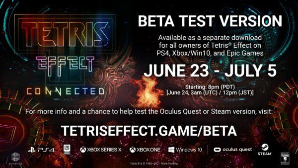 Tetris Effect: Connect confirma fecha de lanzamiento en PS4 con cross-play