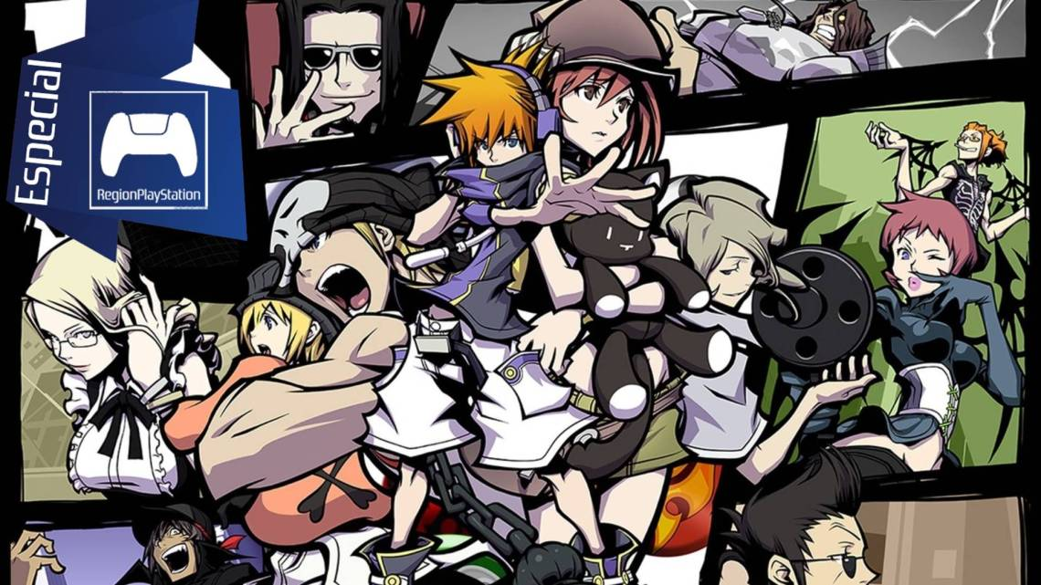 Especial   The World Ends with You