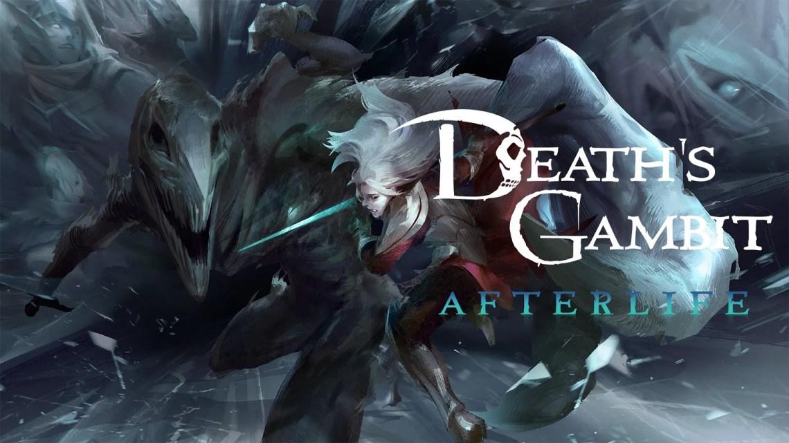 Death's Gambit: Afterlife muestra en tráiler el nuevo contenido y mejoras. Llegará a PS4, Switch y PC
