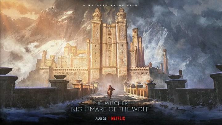 Nuevo tráiler y poster oficial de la película de animación The Witcher: La pesadilla del lobo