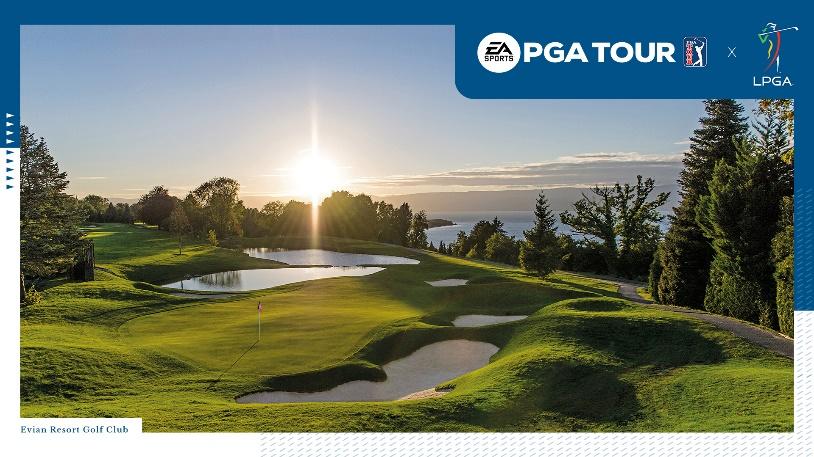 EA Sports y la LPGA se unen para llevar el golf femenino a PGA Tour