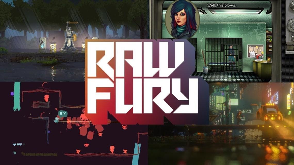 Raw Fury y Meridiem Games anuncian un acuerdo de colaboración