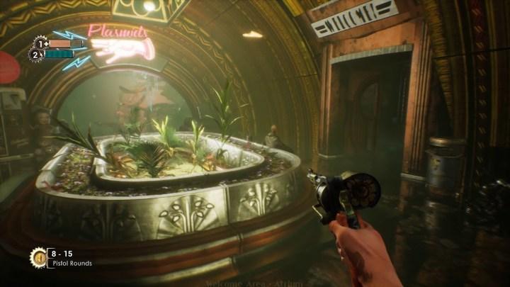 Un fan recrea el primer Bioshock funcionando con el Unreal Engine 5