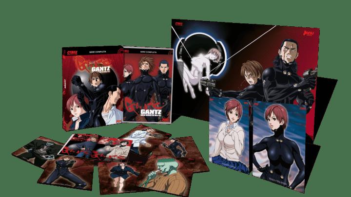 Jonu Media presenta la edicion de Gantz: Otaku Edition